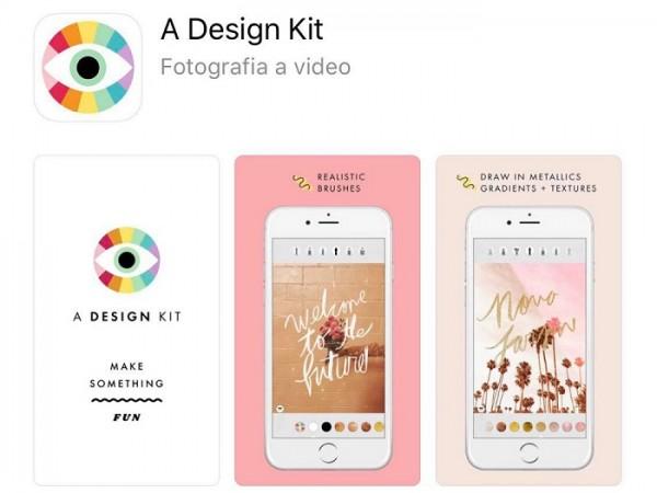 obrazok aplikacie A design Kit