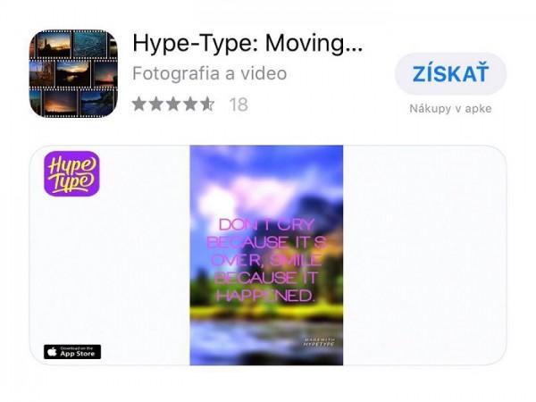 Obrazok aplikacie hypetype